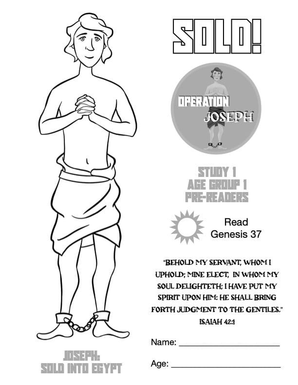OJ - Study 1 - Pre-readers